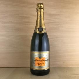 Champagne Blanc Veuve Clicquot Ponsardin : millésimé 1995