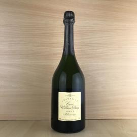 Champagne Blanc William Deutz : millésimé 1995