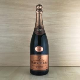Champagne Rosé Charles Heidsieck : millésimé 1999