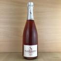 Champagne rosé Erick Schreiber (biodynamie)