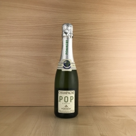 Champagne blanc Brut Pommery POP Earth 37,5 cl