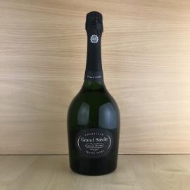 Champagne blanc Brut Laurent Perrier Grand Siècle