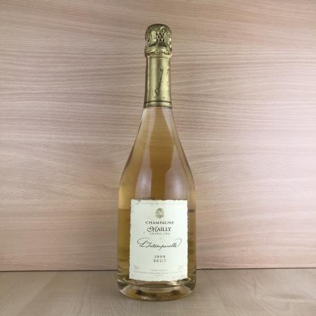 Champagne blanc Mailly cuvée Intemporelle millésimé 1999