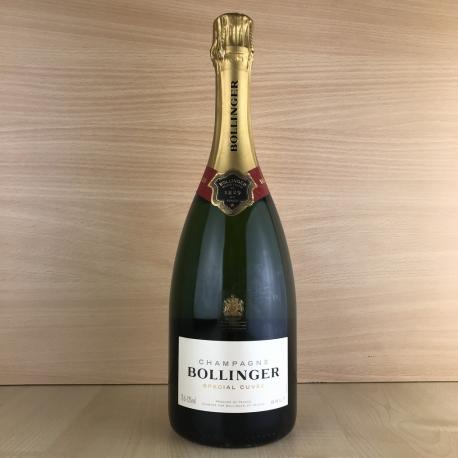Champagne blanc Brut Bollinger Spécial Cuvée