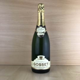 Champagne blanc Gosset Brut excellence