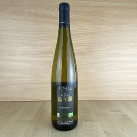 """2018 AOP Alsace Pinot Blanc """"Les Sens"""" AB"""