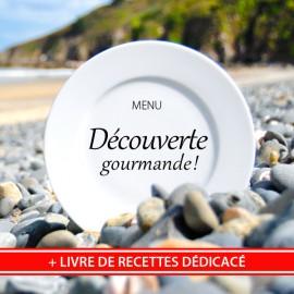 """MENU """"DÉCOUVERTE GOURMANDE"""" & Livre de Recettes de Nathalie"""