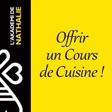 Cadeau cours de cuisine lorient nathalie beauvais - Cours de cuisine lorient ...