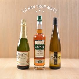 Coffret Breizh - Une sélection originale des meilleurs alcools de Bretagne !