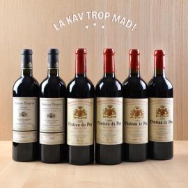 Coffret Bordeaux Millésime Prestige - Voyage temporel à la découverte des Côtes de Francs ! 100% BIO