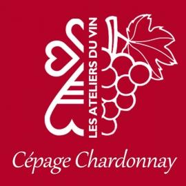 ATELIER CÉPAGE CHARDONNAY - Mardi 12 février 2019