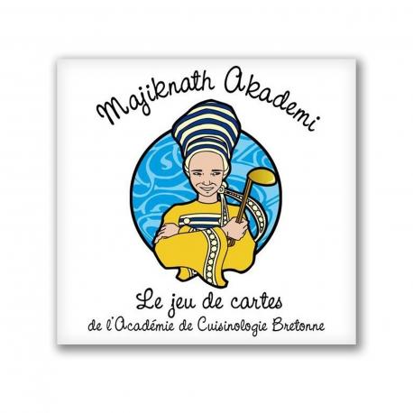 Majiknath Akademi - Le jeu de cartes de l'Académie de Cuisinologie Bretonne