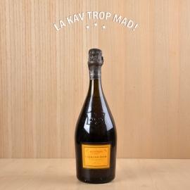 Coffret Veuve Clicquot Ponsardin : Grande Dame 1995 - Champagne Blanc Effervescent
