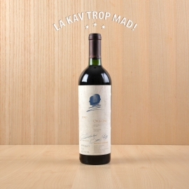 Opus One 1990 - Vin Rouge de Californie