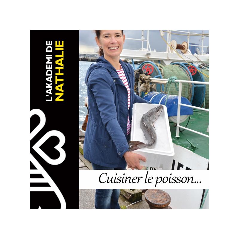 Cours de cuisine sur le poisson avec nathalie beauvais - Cours de cuisine lorient ...