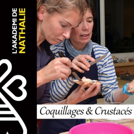 COQUILLAGES & CRUSTACÉS - Mardi 24 nov. 2020 - 18h30 à 22h - LORIENT