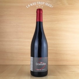2018 AOC Touraine Gamay « Les Gravouilles » (vin biologique)