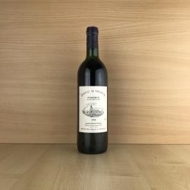 "1985 AOC Pomerol ""Château La Violette"""